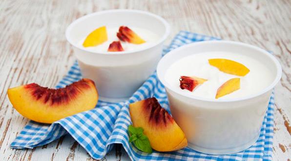 польза йогурт