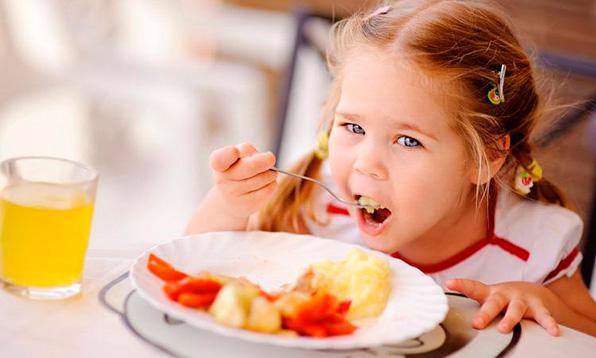 лечебное питание для детей