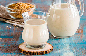 овсяное молоко при панкреатите