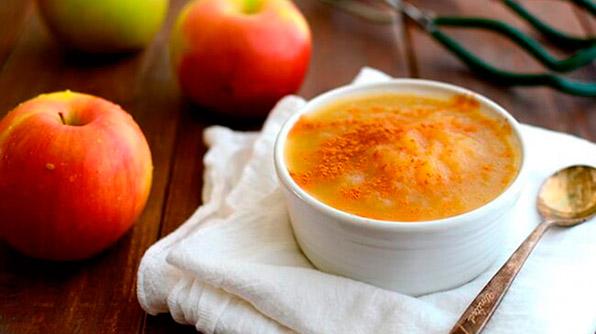 яблочное пюре при панкреатите