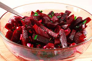 свекольный салат при панкреатите