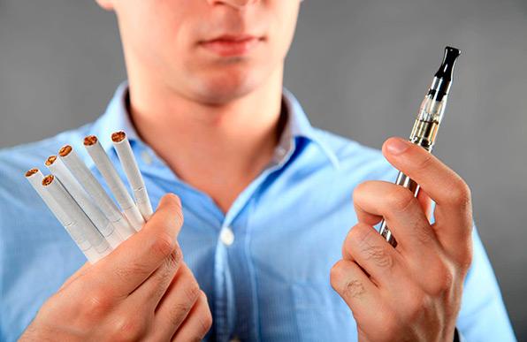 электронные сигареты при панкреатите