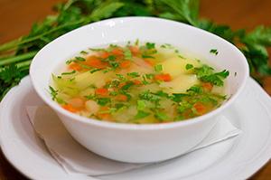 картофельный суп для детей при панкреатите