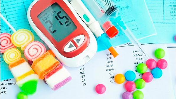 Особенности питания при сахарном диабете