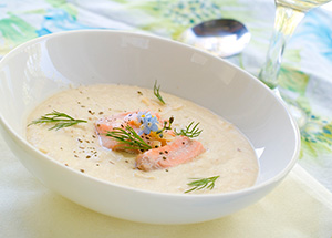 рыбный суп при панкреатите