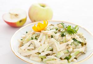 салат с кальмаром при панкреатите