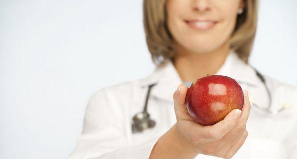 рекомендации врача по питанию