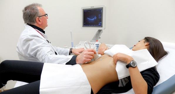 на приеме у гастроентеролога