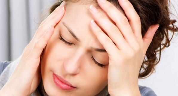 мигрени при недуге