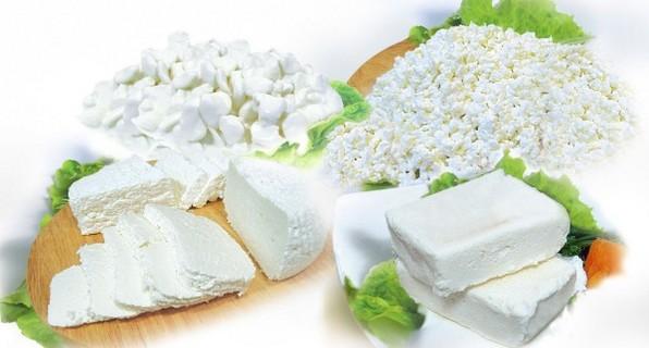 нежирный сыр