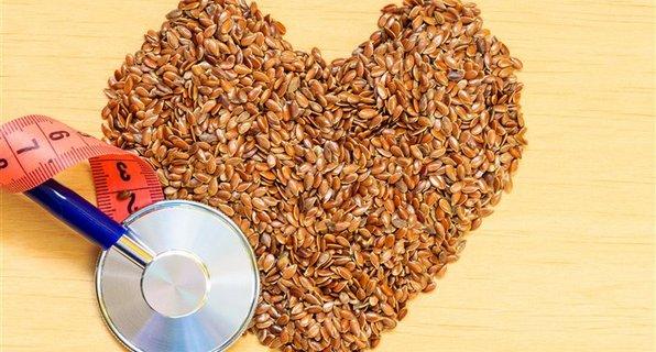 роль семян льна в лечении