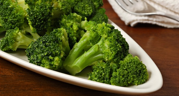 Блюдо из брокколи