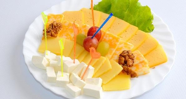 сырное меню