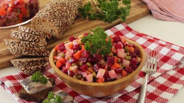 салат из свеклы рецепт при панкреатите