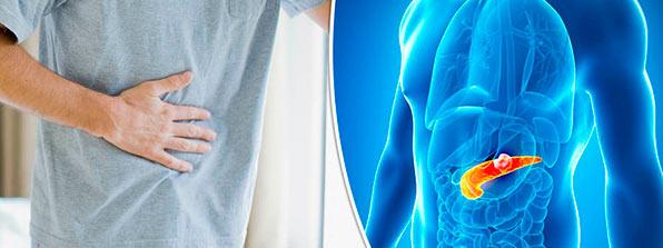 симптоматика реактивного панкреатита