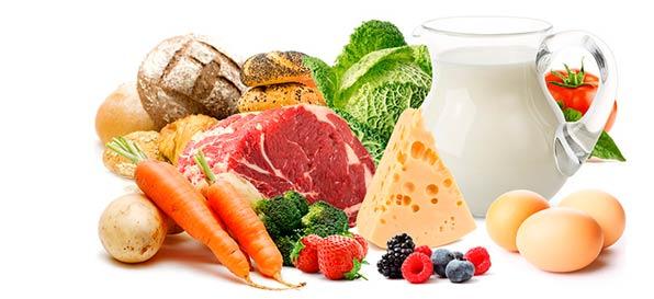 продукты при раке