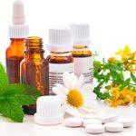 травы и таблетки