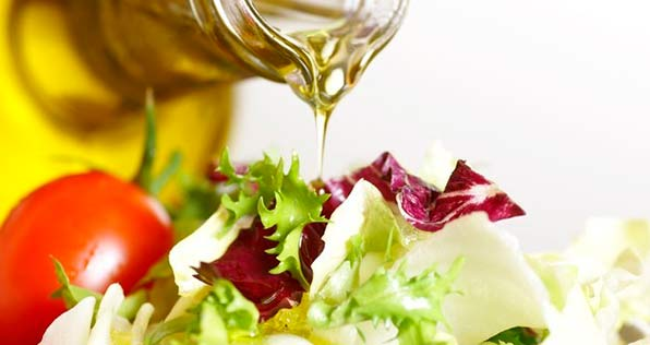 масло для заправки салата