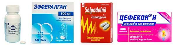 аналоги парацетамола
