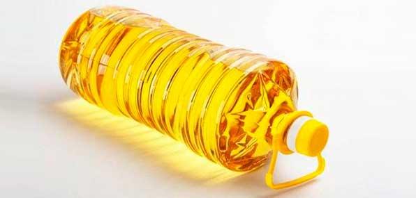 бутылка масла