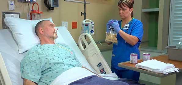 энтеральное питание в больнице