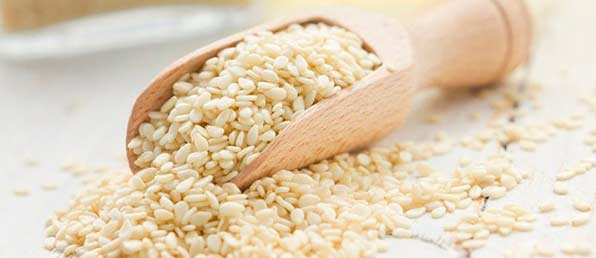 зерна кунжута
