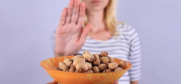 отказ от употребления арахиса