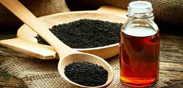 Масло из семени черного тмина