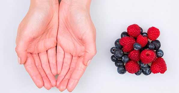 Суточная норма употребления ягод