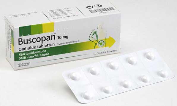 Лекарство Бускопан